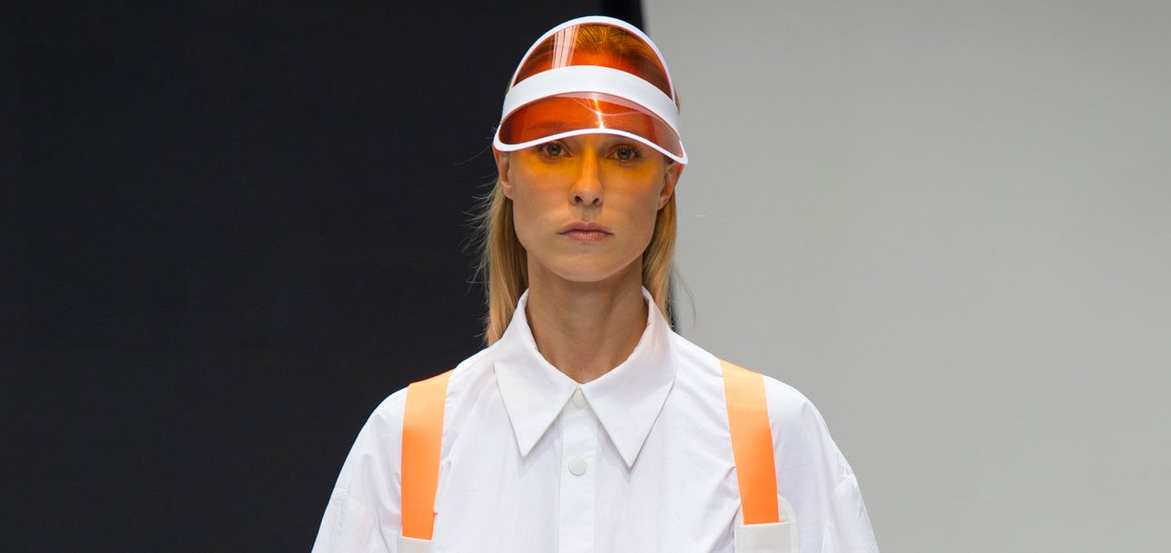 Visors Are The New Way To Chase The Shade This Summer Thefashionspot