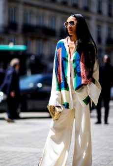 Street Style: Proof the Best Dressed at Men's Fashion Week Spring 2019 Were the Women