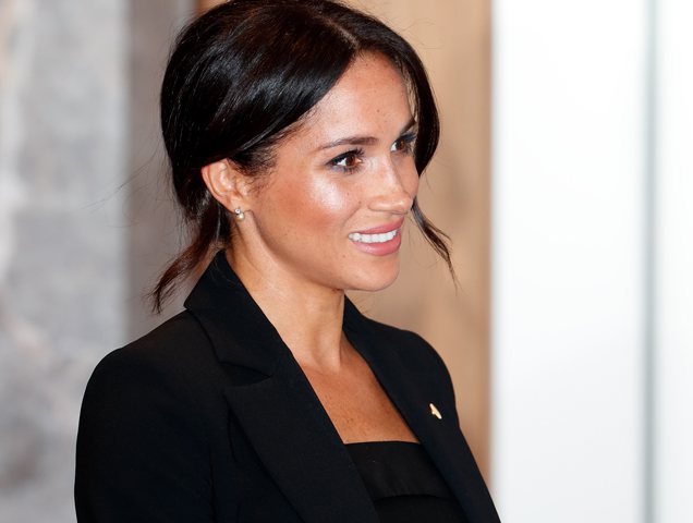 Meghan Markle and her signature glow