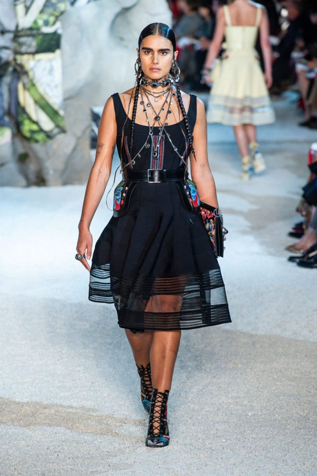 28a24b9f9d361 Diversity Report: The Spring 2019 Runways Were the Most Diverse Ever ...