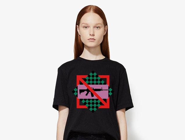 Proenza Schouler Everytown shirt
