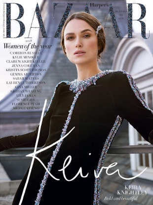 UK Harper's Bazaar December 2018 : The 'Women of the Year' Issue