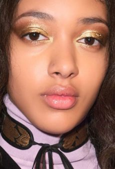 28 New Year's Eve Makeup Ideas We're Stealing From the Runways