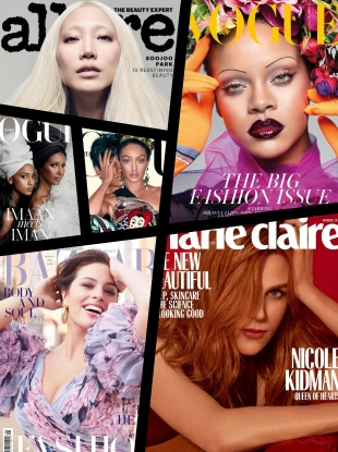 Year in Review: The Best (and Worst!) Magazine Covers of 2018
