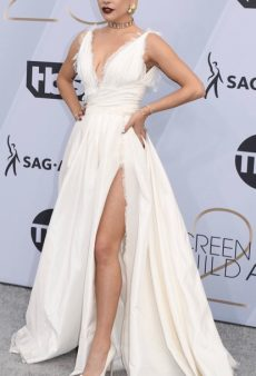 All the Can't-Miss Fashion Highlights From the 2019 SAG Awards