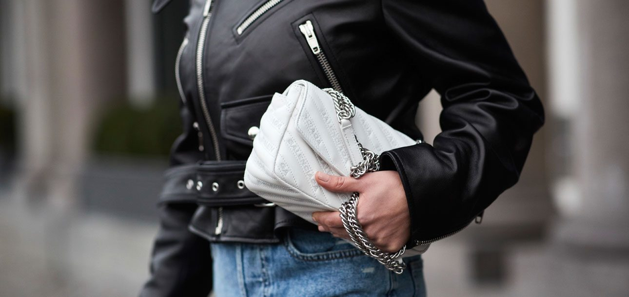 White Bags Are Officially the New White Boots