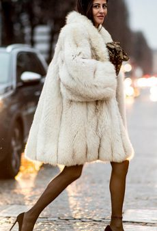All the Best Street Style Looks (So Far!) Straight From the Haute Couture Shows