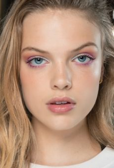 11 Valentine's Day Makeup Looks From the Runway That Will Slay