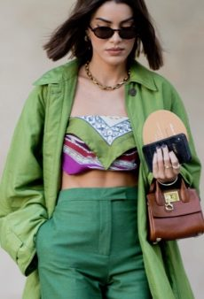 17 Stylish Ways to Wear Green