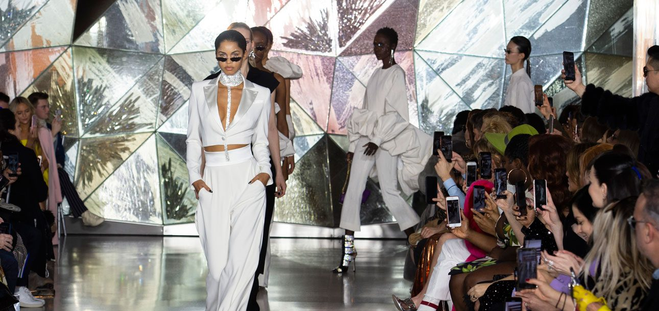 Fall 2019 Runway Diversity Report: Racial and Age Diversity Step Forward, Size and Gender Inclusivity Step Back