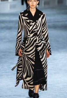 Zebra Is the Only Animal Print You Need for Spring