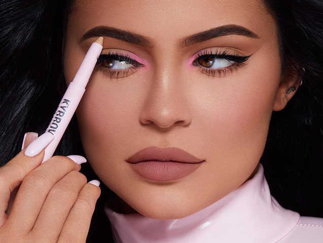 Kylie Jenner's New Kybrow Collection Promises Perfect ...