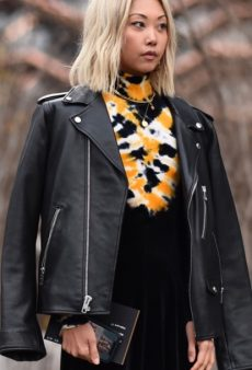 The Hottest Leather Jackets to Help You Look Cool This Fall