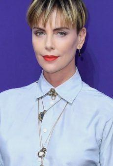 The Best Bowl Cut Inspo Around a la Charlize Theron