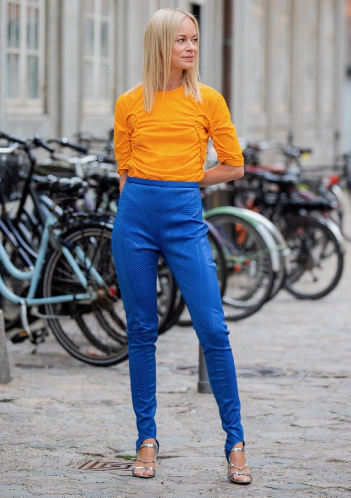 Copenhagen Fashion Week Spring 2020 street style.