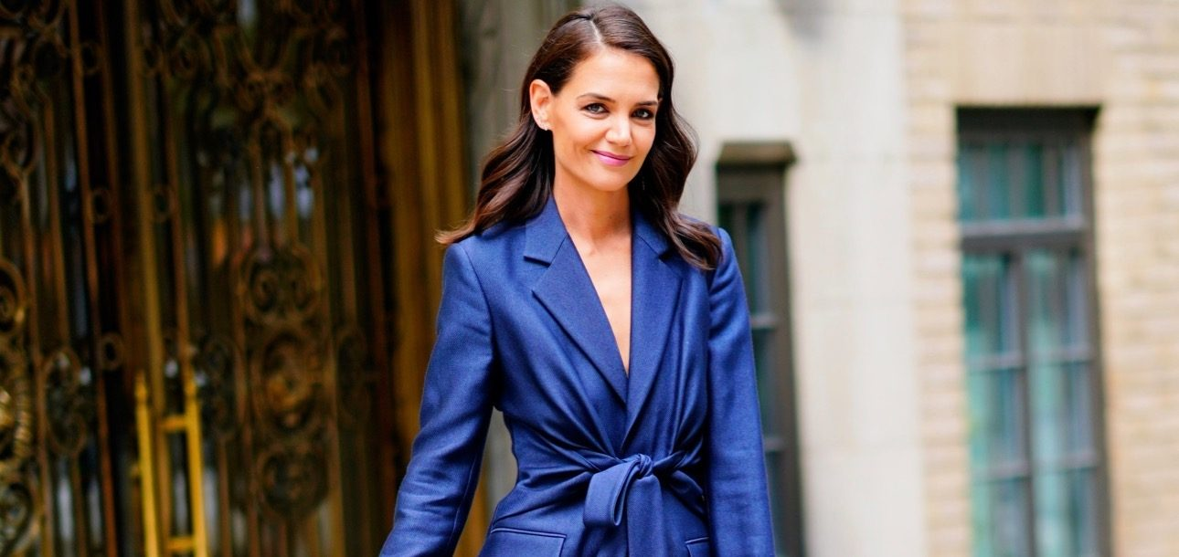 Katie Holmes Is Our New Style Icon