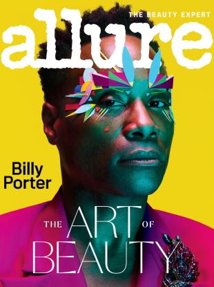 Allure February 2020 : Billy Porter by Ben Hassett