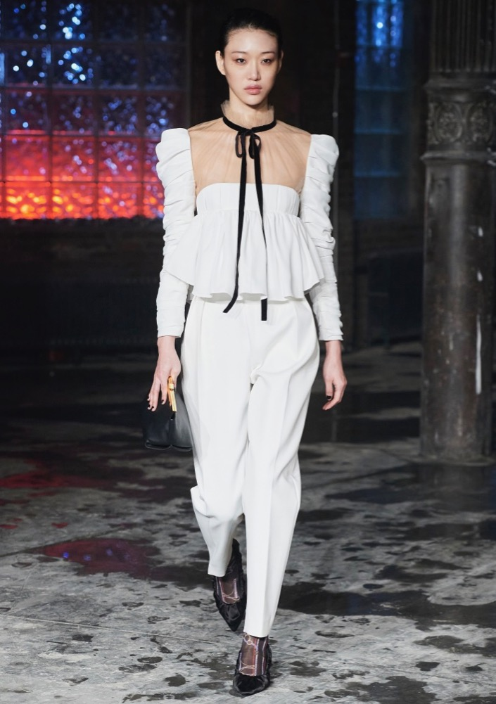 Sora Choi New York Fashion Week Fall 2020