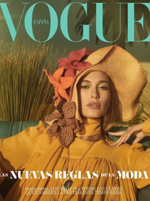 Vogue España March 2020 : Hailey Bieber by Emma Summerton