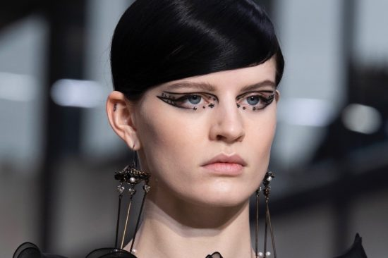 The Best Makeup Looks From the Fall 2020 Shows in London, Milan and Paris