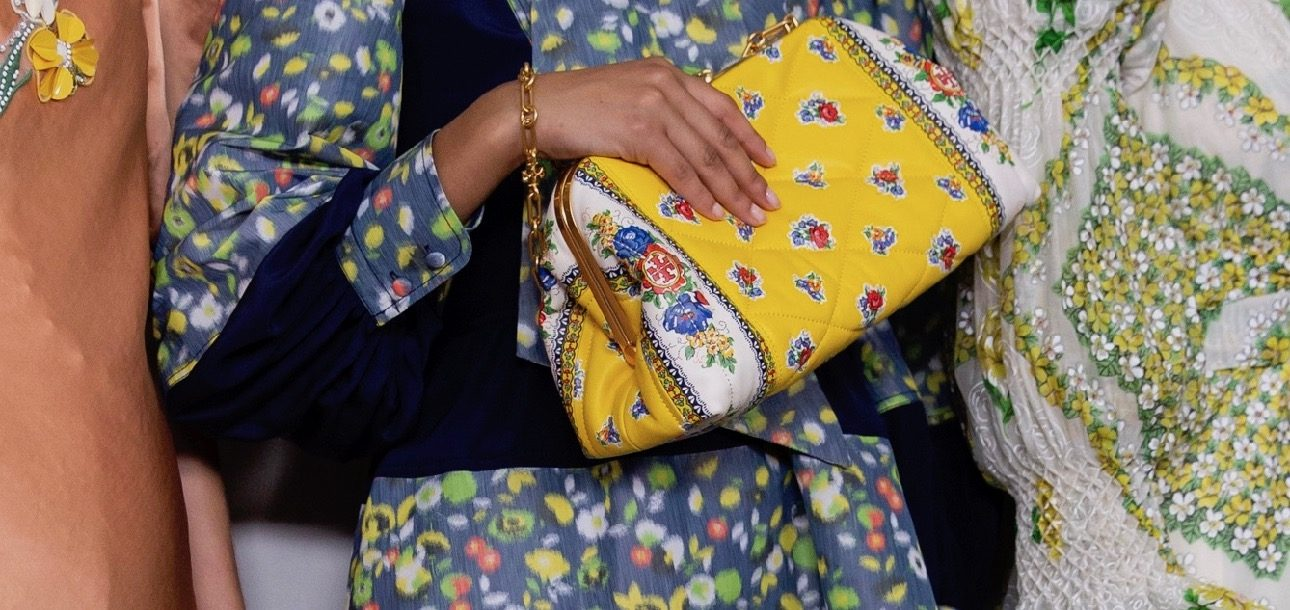 Get Your Flower Fix With One of These Fresh Floral Bags for Spring