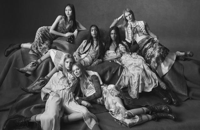 Zara S/S 2020 by Steven Meisel