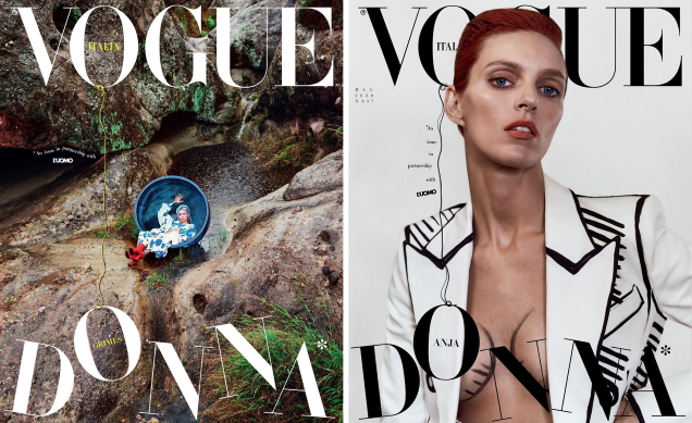 Vogue Italia May 2020 by Karim Sadli, Alasdair McLellan, Ryan McGinley & Harley Weir