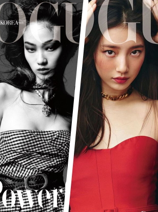 Vogue Korea June 2020 : Suzy & Hyun Ji Shin by Hyea W. Kang