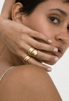 Chunky Rings Are Summer's Surprising Must-Have Accessories