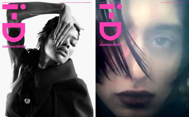 i-D Summer 2020 : The 'Faith In Chaos' Issue
