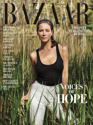 US Harper's Bazaar Summer 2020 by Mario Sorrenti