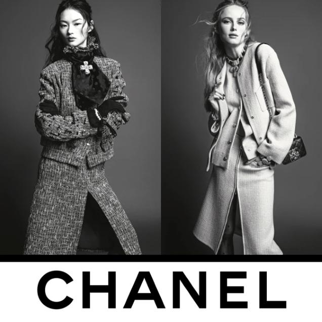 Chanel F/W 2020.21 by Inez van Lamsweerde & Vinoodh Matadin