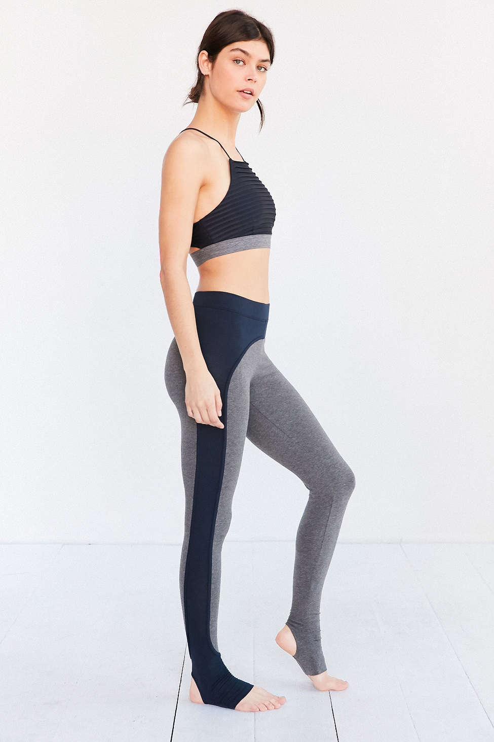 07502a167ca395 Stirrup Pants: The 80s Trend Making a Big Comeback - theFashionSpot