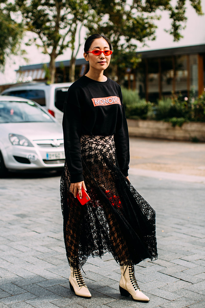 af7ba2484b619b 20 Ways to Wear Black That Aren't Boring - theFashionSpot