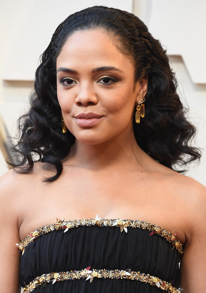 Best: Tessa Thompson