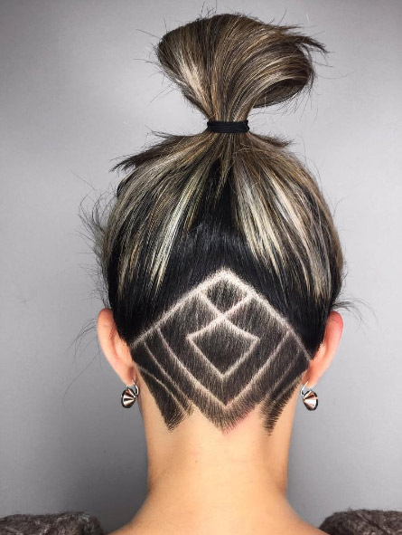 26 Undercut Hairstyles for Women That Are a Party in the