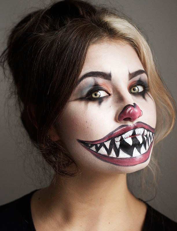 Make Up Halloween Ideas.101 Mind Blowing Halloween Makeup Ideas To Try This Year