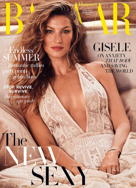 Harper's Bazaar Australia  All the January 2019 Magazine Covers We Loved and Hated 1544993636723 hb0219cover