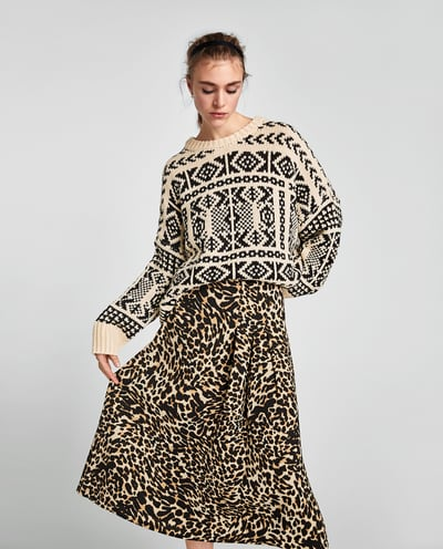 813b43a96f Animal Prints Are Trending (Again) for 2018 - theFashionSpot