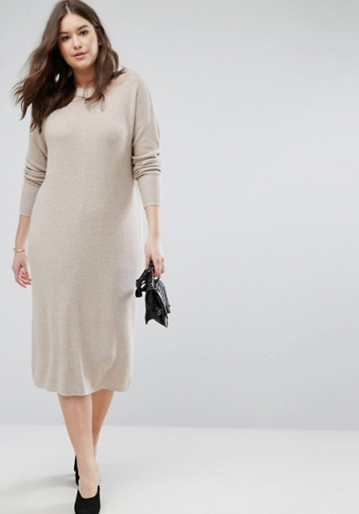 04aed74deab Trendy Plus-Size Clothing  Winter Picks from ASOS Curve - theFashionSpot