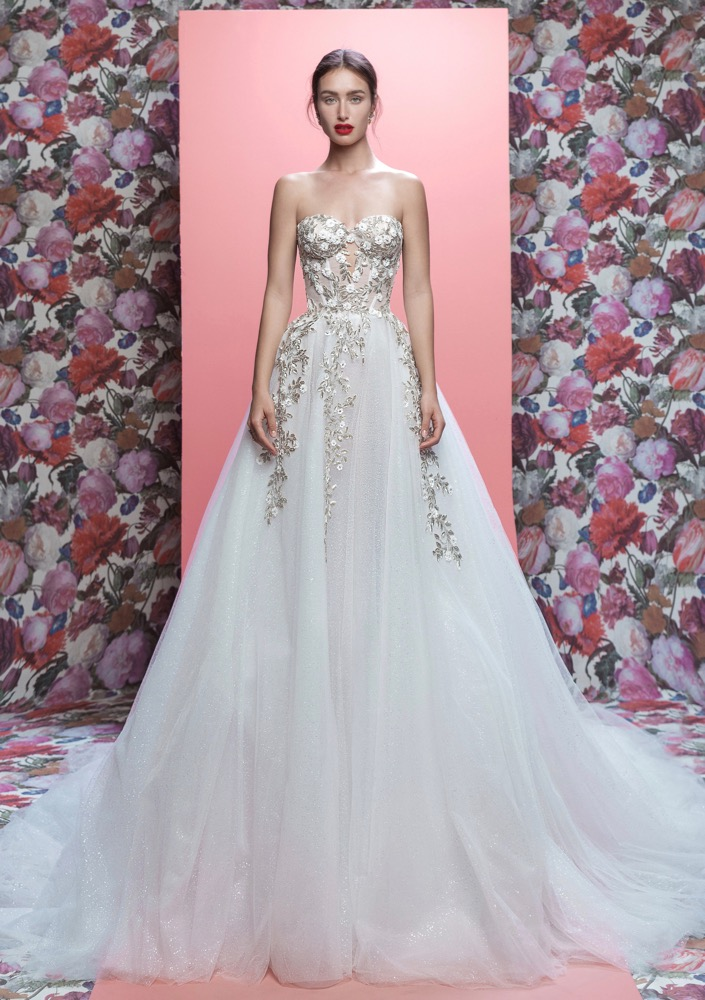 52 Best Wedding Dresses Of Bridal Spring 2019 Fashion Week