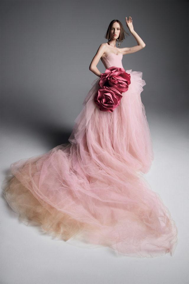 52 Best Wedding Dresses of Bridal Spring 2019 Fashion Week ... 0137dbe5bb2