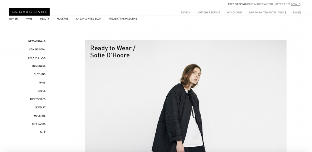 ranked 25 best online clothing stores for women thefashionspot