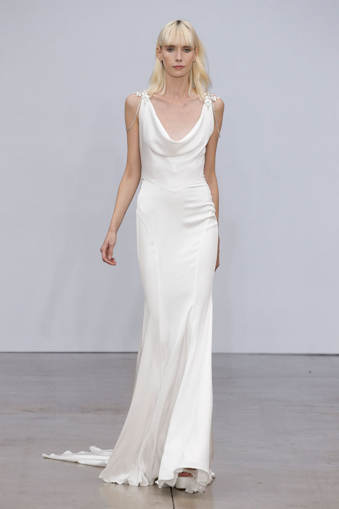 Bridal Fashion Week 2020.Best Wedding Dresses From The Bridal Fall 2020 Collections