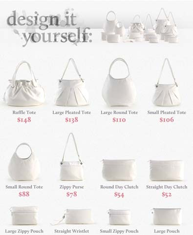 Design Your Own Handbag Thefashionspot