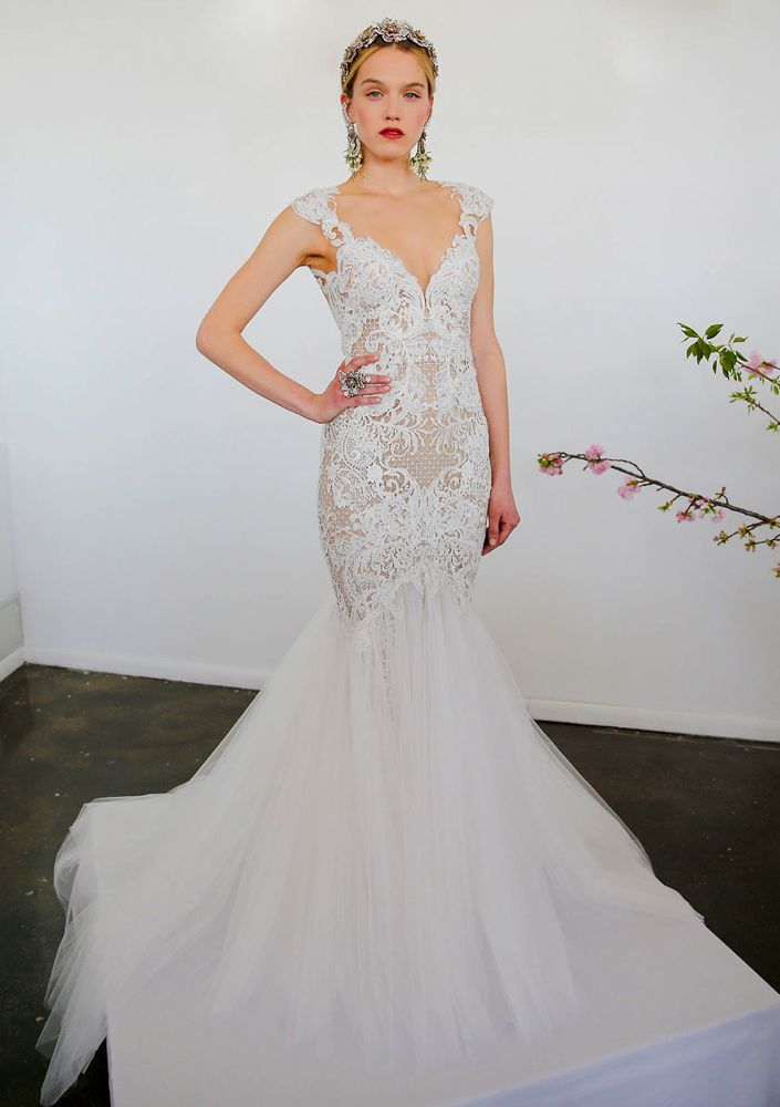 52 Most Beautiful Wedding Dresses For Spring 2017 Thefashionspot