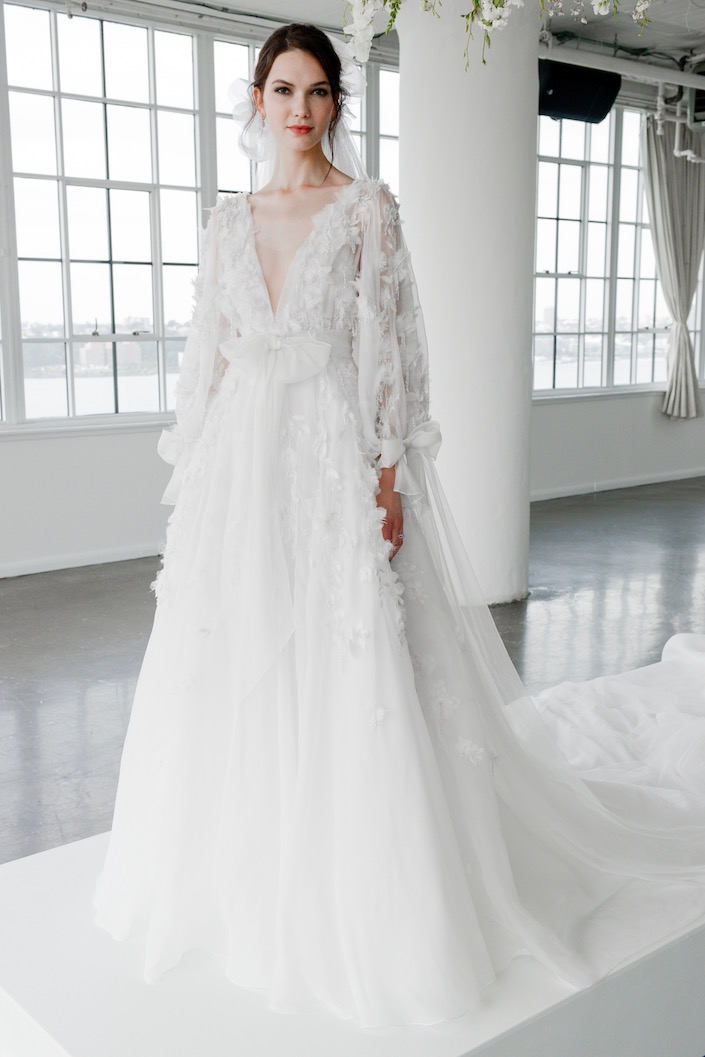 53 Dream Wedding Dresses From Fall 2018 Bridal Fashion Week