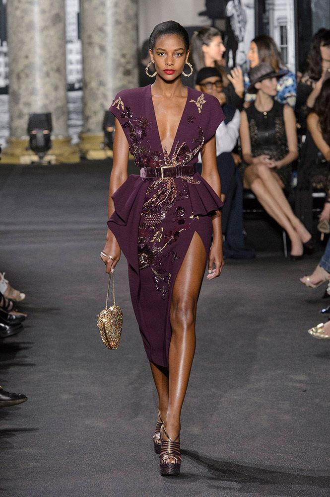 1b481bb1c247 Elie Saab Haute Couture Fall 2016 Runway - theFashionSpot