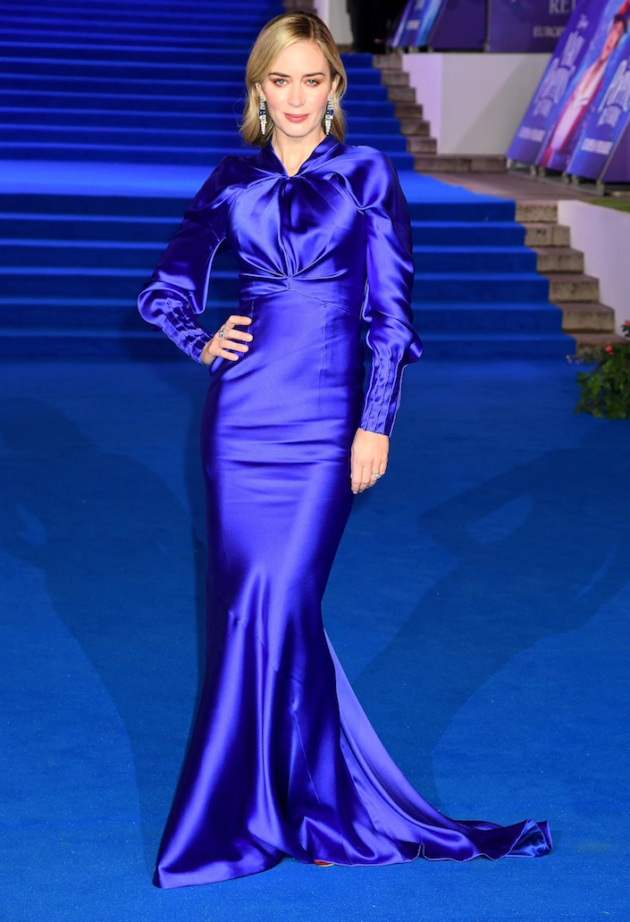 Mary Poppins Returns London Premiere