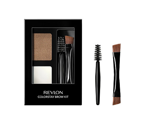 Revlon  Makeover Your Brow Grooming Routine With These Compact Kits revlon colorstay brow kit